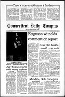 Connecticut Daily Campus, Volume 80, Number 30
