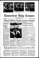 Connecticut Daily Campus, Volume 80, Number 35
