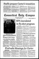 Connecticut Daily Campus, Volume 80, Number 44