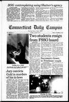Connecticut Daily Campus, Volume 80, Number 54