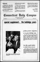 Connecticut Daily Campus, Volume 69, Number 9