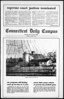 Connecticut Daily Campus, Volume 69, Number 23