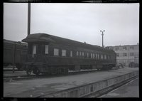 Western Pacific Railroad business car 101