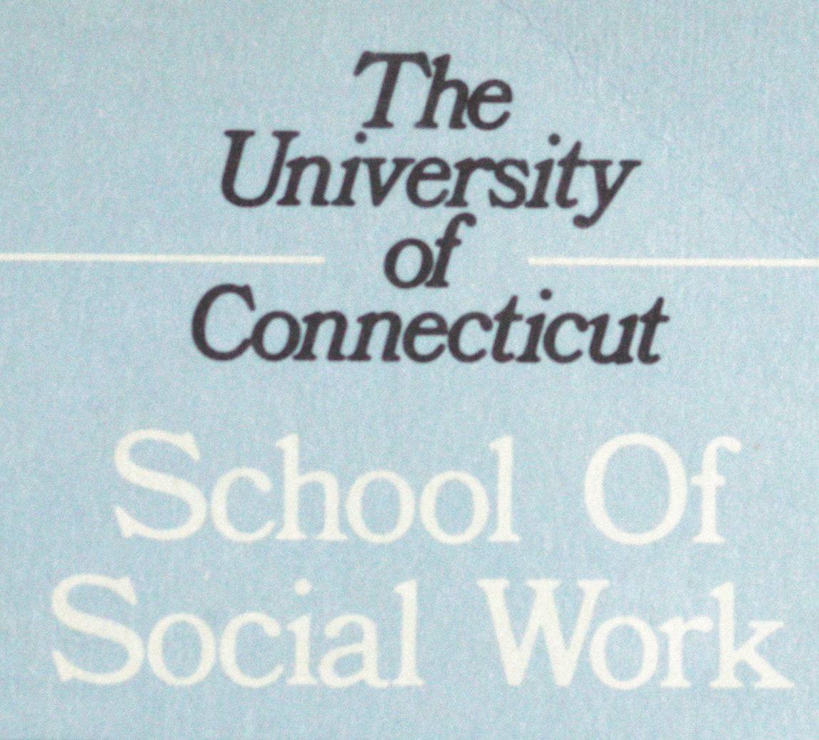 School of Social Work Course Catalog