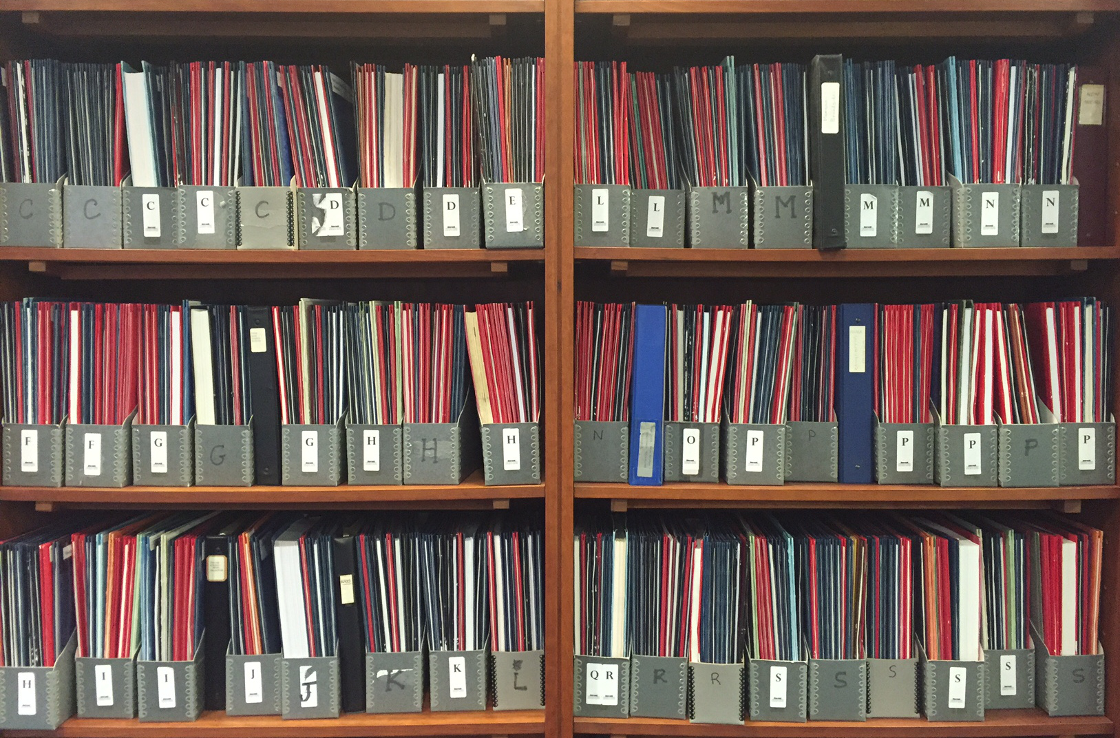 Collection Guides for Archives and Special Collections