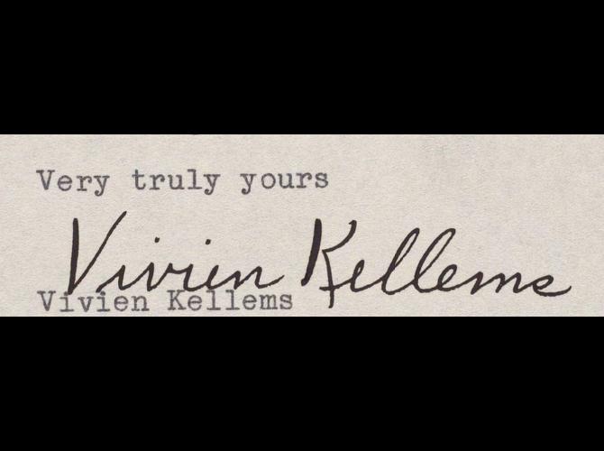 Vivien Kellems Papers