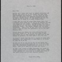 Keeney family correspondence, 1942