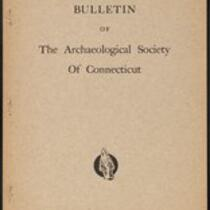 Bulletin of the Archaeological Society of Connecticut, 1939, v. 8
