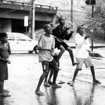 Brazil Street Children