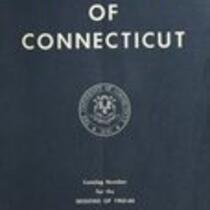 University of Connecticut bulletin, 1965-1966