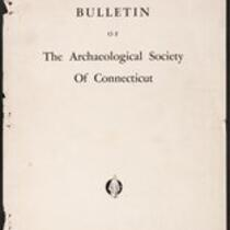 Bulletin of the Archaeological Society of Connecticut, 1938, v. 6