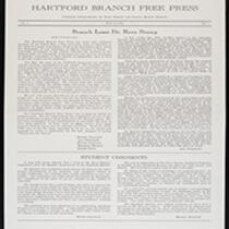 Hartford Branch Free Press