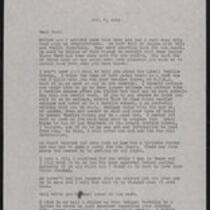Keeney family correspondence, 1944