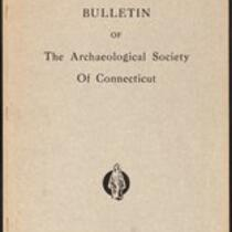 Bulletin of the Archaeological Society of Connecticut, 1944, v. 16