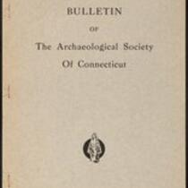 Bulletin of the Archaeological Society of Connecticut, 1943, v. 15