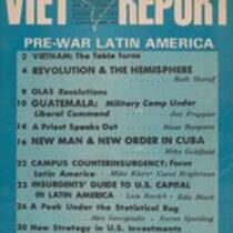 Viet Report, v. 3 #6-7 1968 April/May