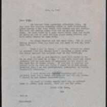 Keeney family correspondence, 1941