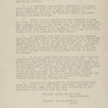 Affidavit to accompany memorandum on the German General Staff and High Command