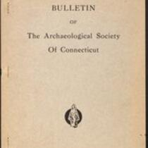 Bulletin of the Archaeological Society of Connecticut, 1942, v. 14