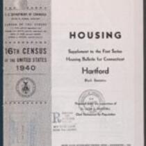 1940 City blocks: Hartford