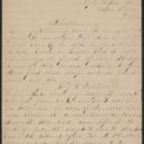 Jingle written in praise of Solution Soap, addressed to Messirs Schultz and Company, in response to a contest