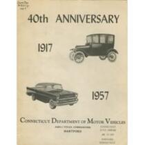 40th anniversary, 1917-1957