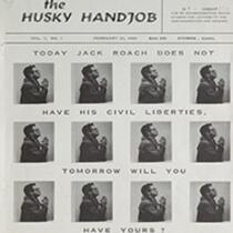 Husky Handjob