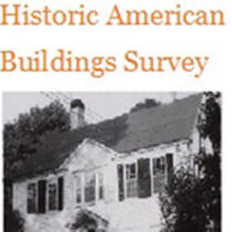 Historic American Buildings Survey (HABS) -- Connecticut