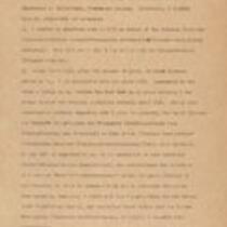 Affidavit of Hans Fritzsche