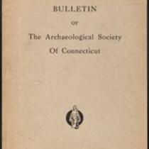 Bulletin of the Archaeological Society of Connecticut, 1940, v. 11