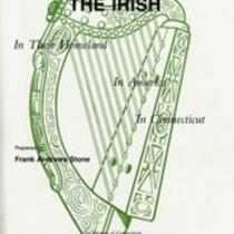 Irish, in Their Homeland, in America, in Connecticut