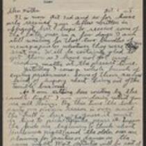 Correspondence, 1918 October