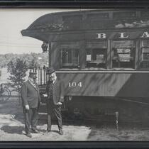 David Peters Railroad Collection