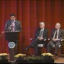 Fifty Years After Nuremberg: Nobel Laureate Address by Oscar Arias